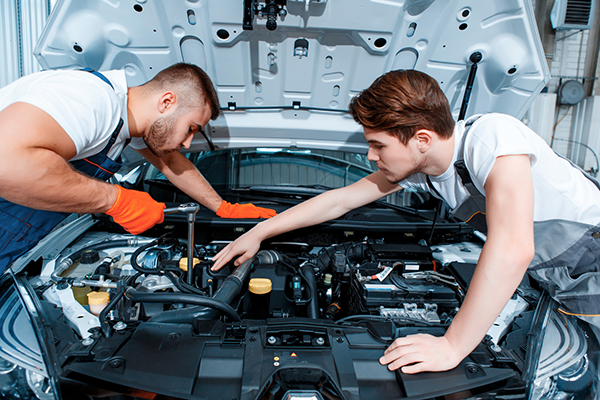 Car maintenance costs monthly