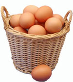 Dont put all your Eggs in a basket, get an ISA