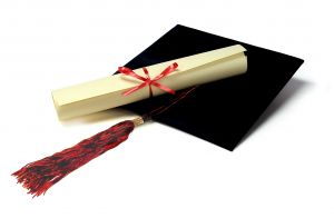 Picture of mortar board