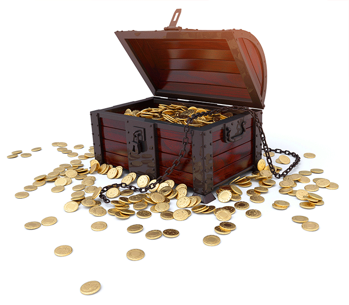 Get cash for old gold