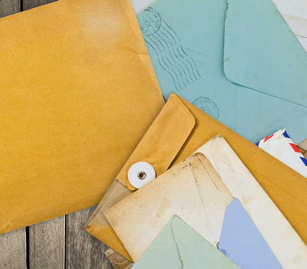 Image, envelopes