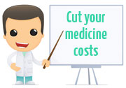 Save on medicine prescriptions