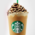 Starbucks 50% off Frappuccinos