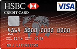 HSBC Balance Transfer Credit Card 32 months