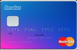 Resultado de imagen de tarjeta revolt bank